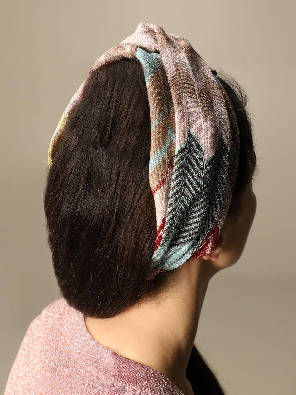 Haarschmuck Missoni: Haarschmuck damen Missoni bunt 2