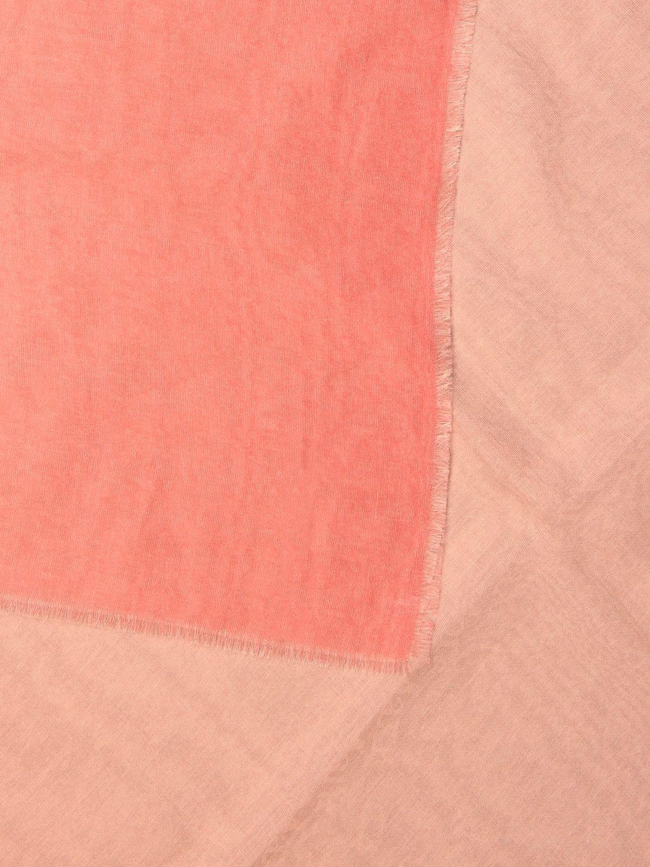 Seidentuch Max Mara: Seidentuch damen Max Mara pink 3