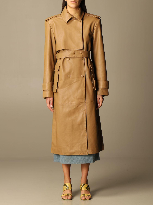 Trench coat Remain: Coat women Remain camel 1