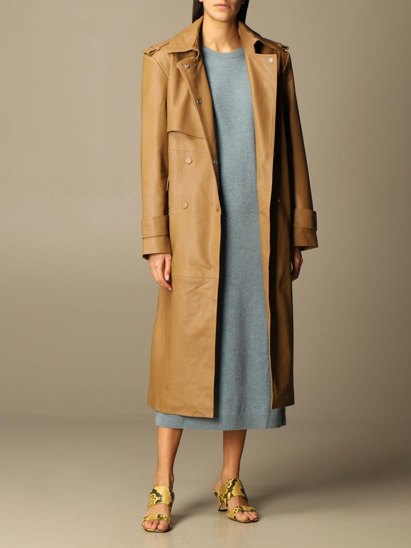 Trench coat Remain: Coat women Remain camel 2