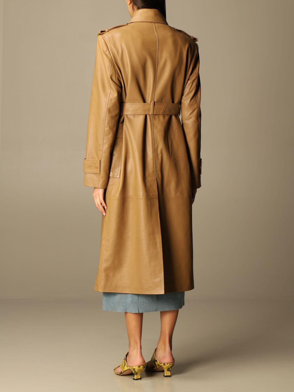 Trench coat Remain: Coat women Remain camel 3