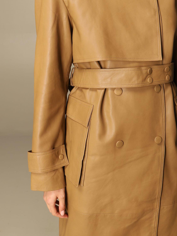 Trench coat Remain: Coat women Remain camel 4