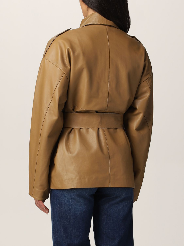 Jacket Remain: Blazer women Remain camel 2