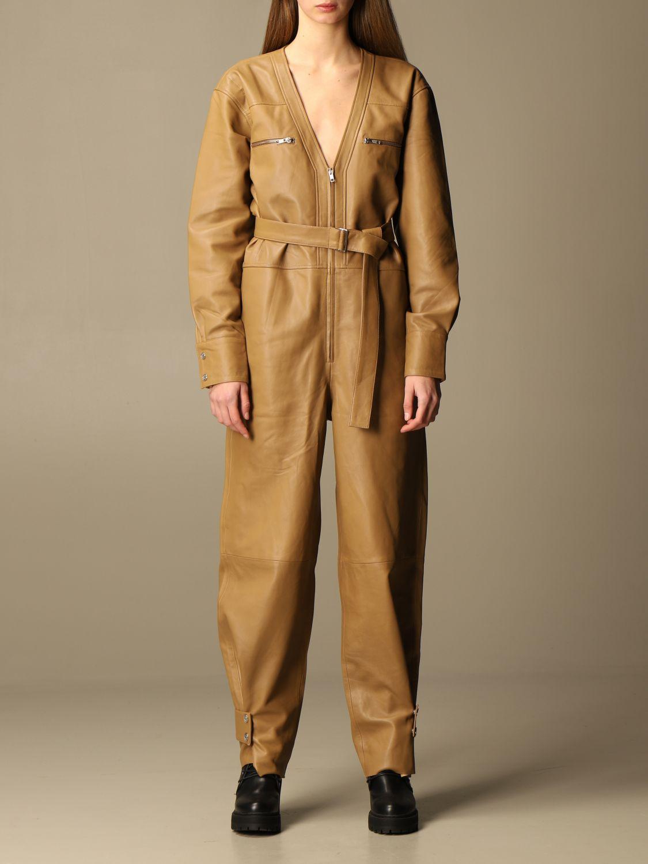 Jumpsuits Remain: Dress women Remain camel 1