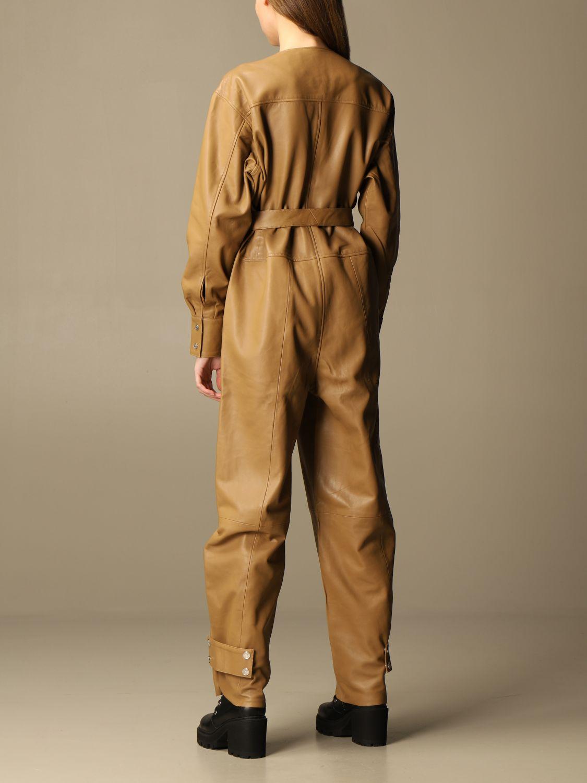 Jumpsuits Remain: Dress women Remain camel 2