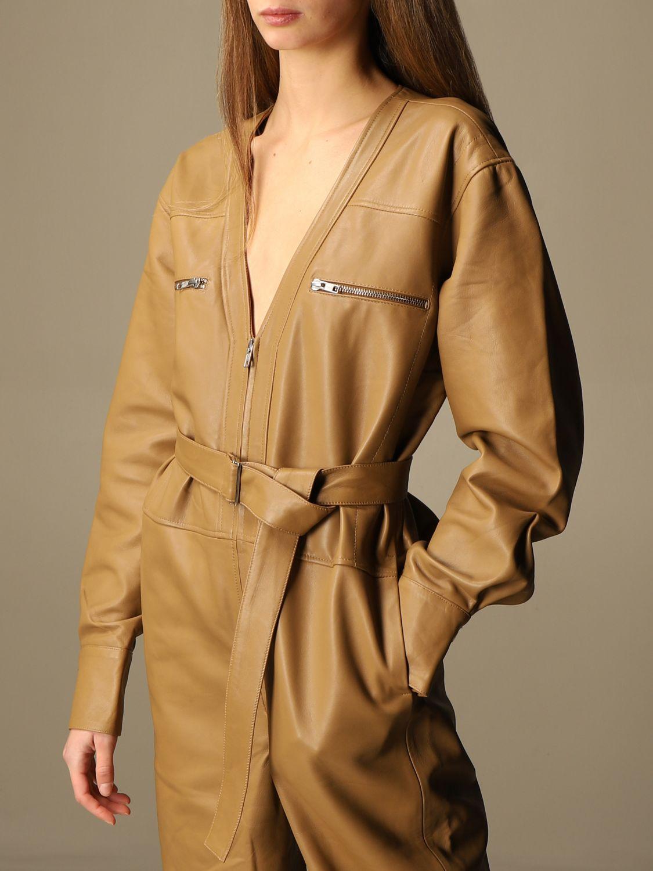 Jumpsuits Remain: Dress women Remain camel 4