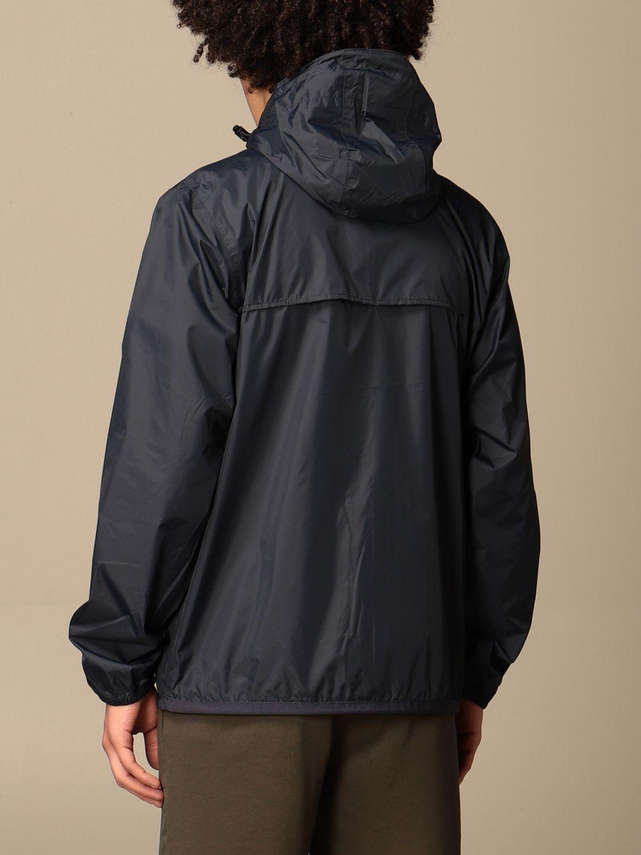 Jacket K-Way: Jacket men K-way navy 2