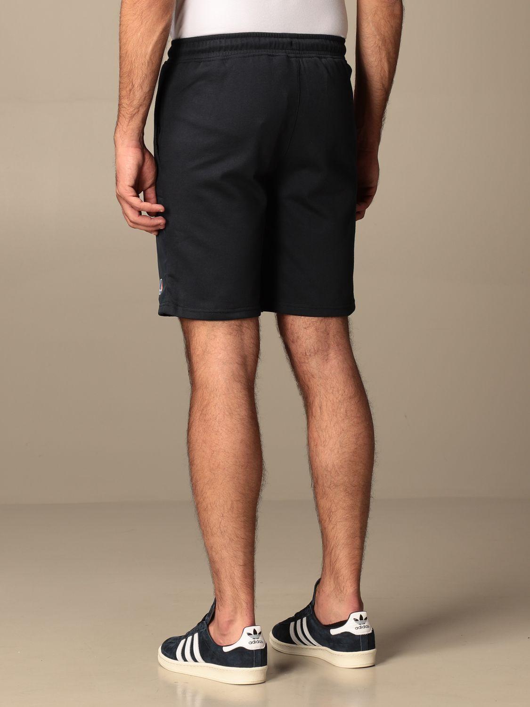 Pantalones cortos K-Way: Pantalones cortos hombre K-way azul marino 2