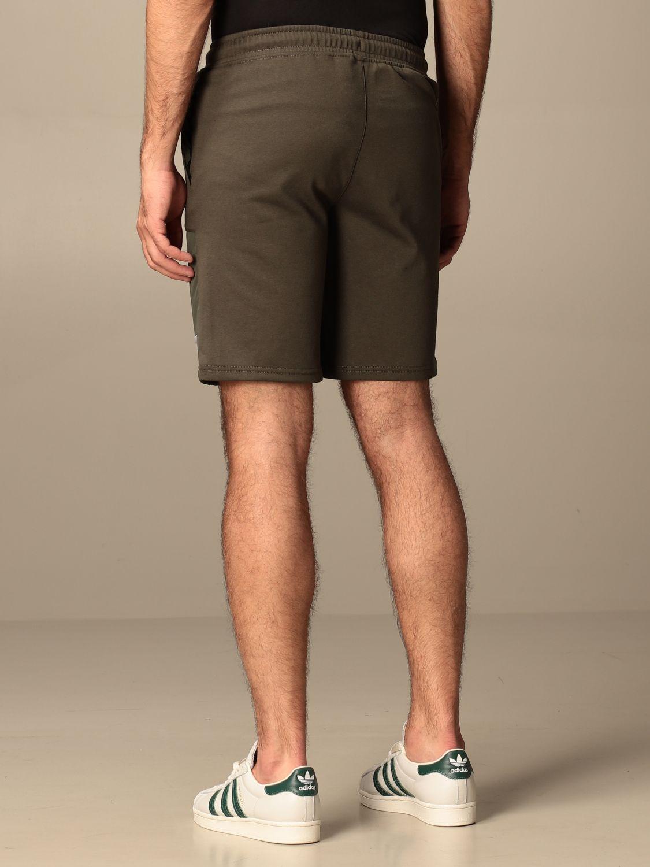 Pantalones cortos K-Way: Pantalones cortos hombre K-way militar 2