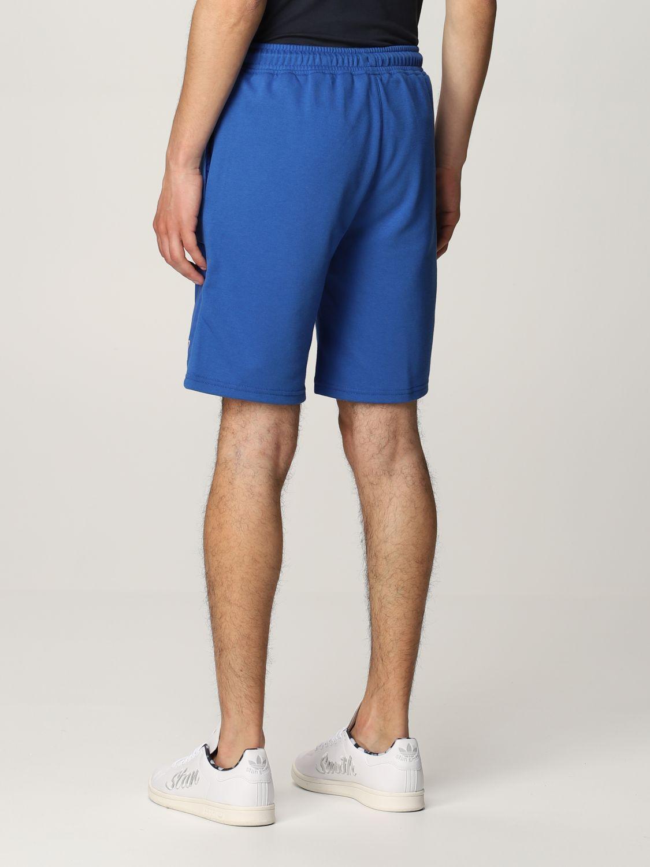 Pantalones cortos K-Way: Pantalones cortos hombre K-way royal blue 2