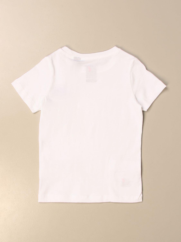 Camiseta K-Way: Camiseta niños K-way blanco 2