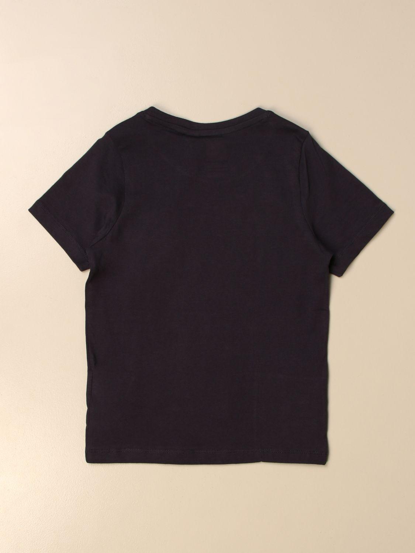 Camiseta K-Way: Camiseta niños K-way azul marino 2
