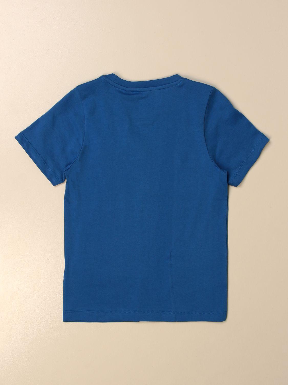 Camiseta K-Way: Camiseta niños K-way royal blue 2