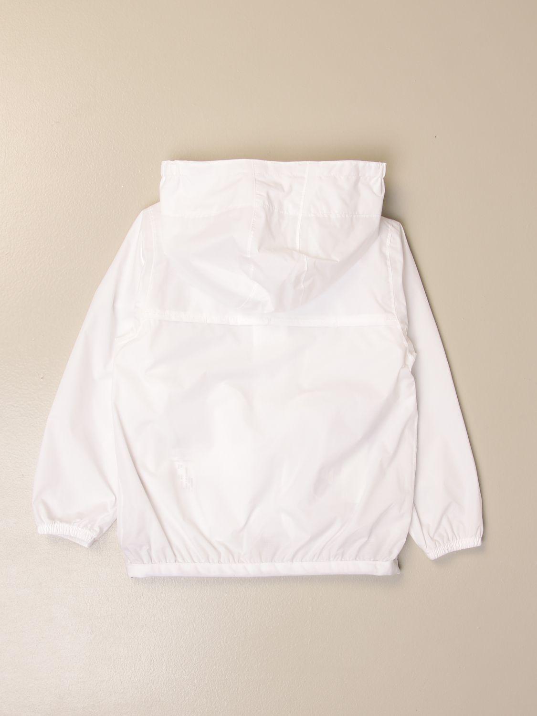 外套 K-Way: 外套 儿童 K-way 白色 2
