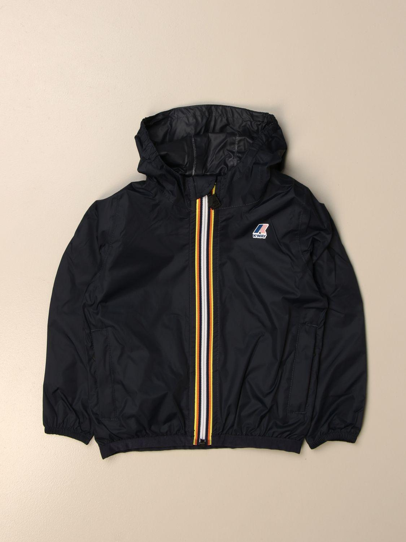 Куртка K-Way: Куртка Детское K-way синий 1