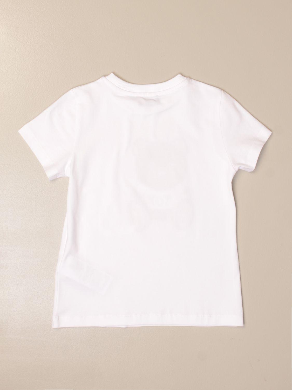 T恤 Moschino Kid: T恤 儿童 Moschino Kid 白色 2