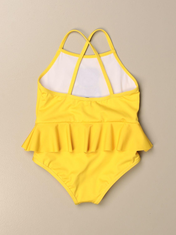 Bañador Moschino Baby: Bañador niños Moschino Baby amarillo 2
