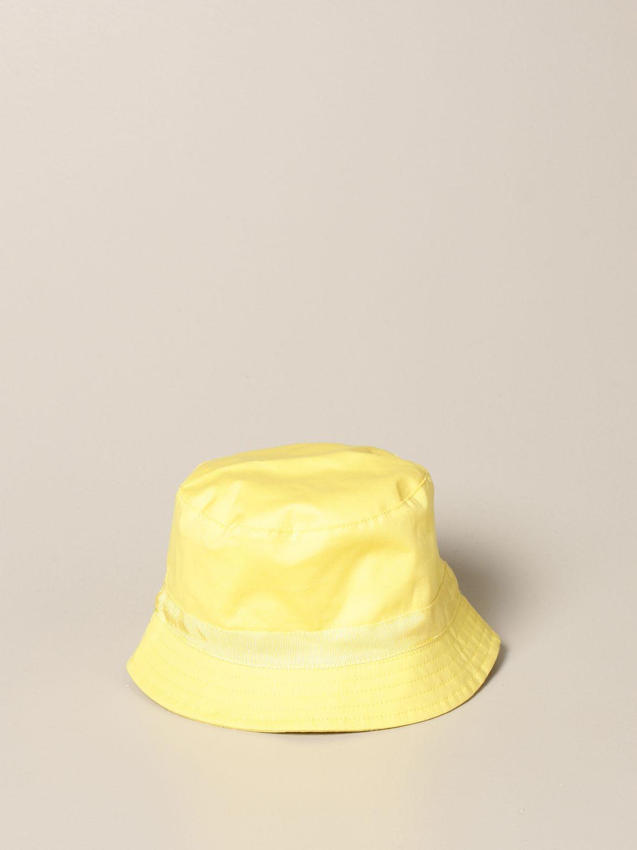 Gorro Moschino Baby: Gorro niños Moschino Baby amarillo 3