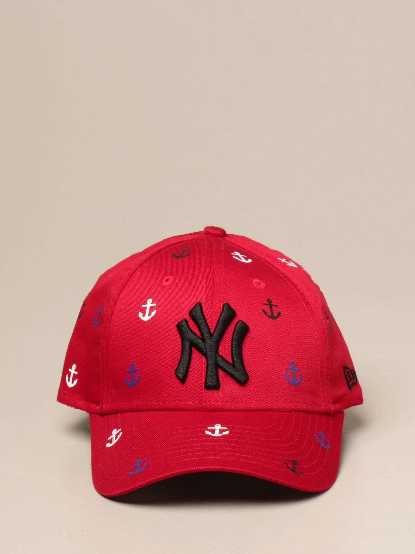 Hat New Era Youth: Hat kids New Era Youth red 2