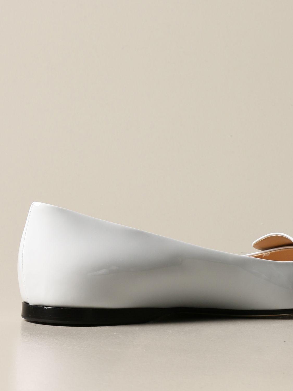 Ballerinas Sergio Rossi: Schuhe damen Sergio Rossi hellblau 3