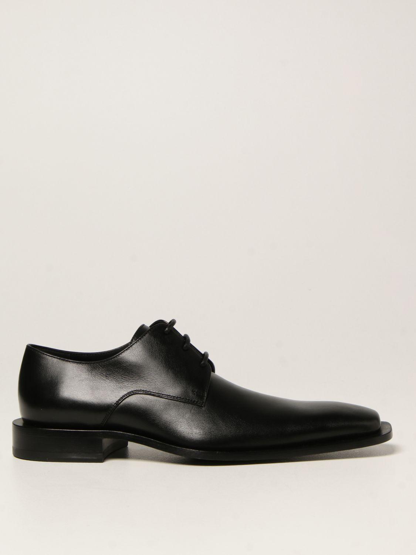 Chaussures derby Balenciaga: Chaussures homme Balenciaga noir 1