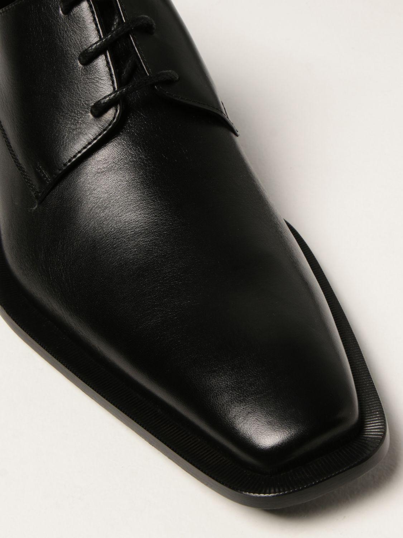 Chaussures derby Balenciaga: Chaussures homme Balenciaga noir 4