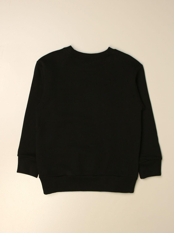 Maglia Gucci: Felpa a girocollo Gucci in cotone con logo Original nero 2