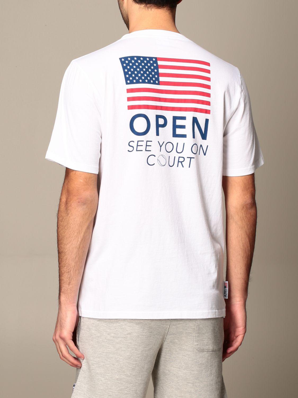 T-shirt Autry: T-shirt Capsule Open Autry in cotone bianco 3