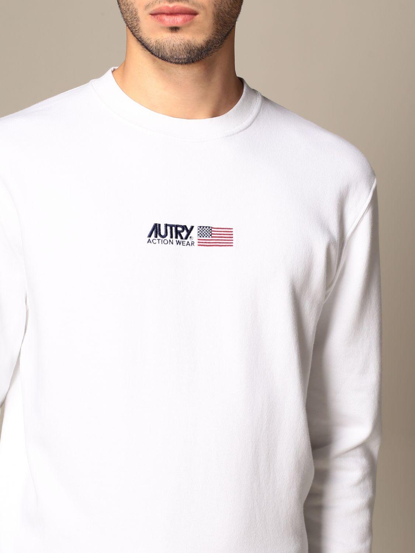 Sweatshirt Autry: Sweatshirt men Autry white 5
