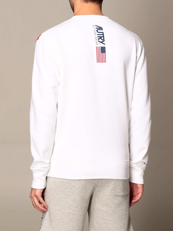 Sweatshirt Autry: Sweatshirt men Autry white 3