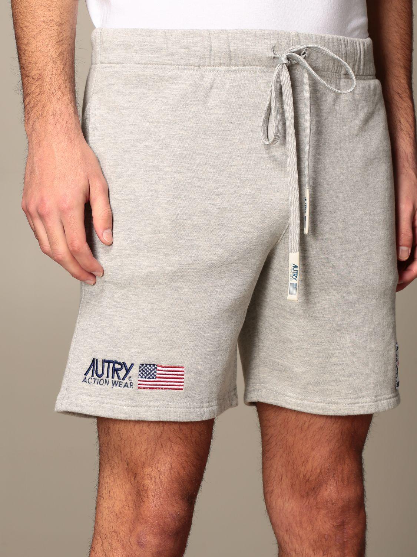 Short Autry: Short men Autry grey 5