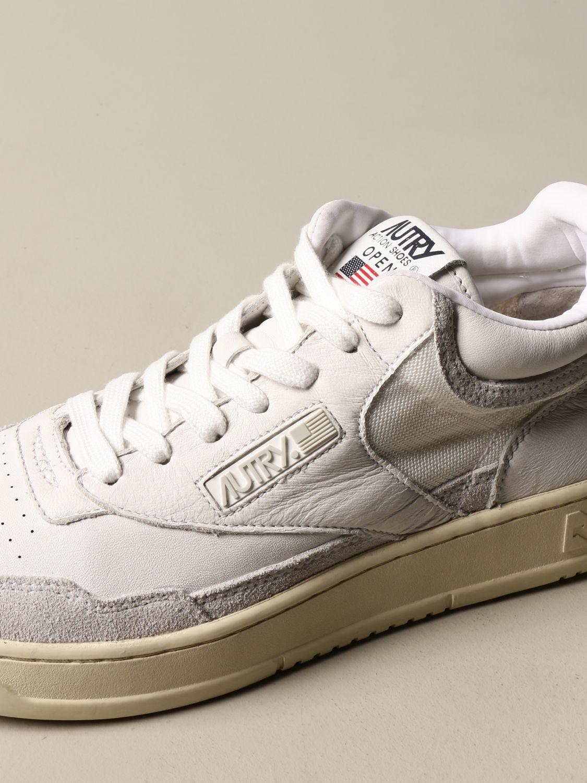 Trainers Autry: Shoes men Autry white 4