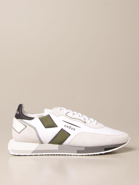Baskets Ghoud: Chaussures homme Ghoud blanc 1