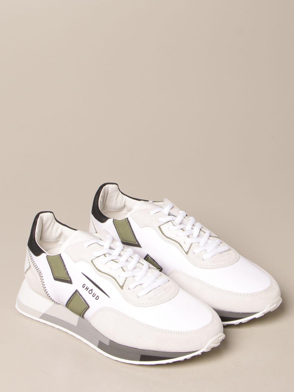 Baskets Ghoud: Chaussures homme Ghoud blanc 2