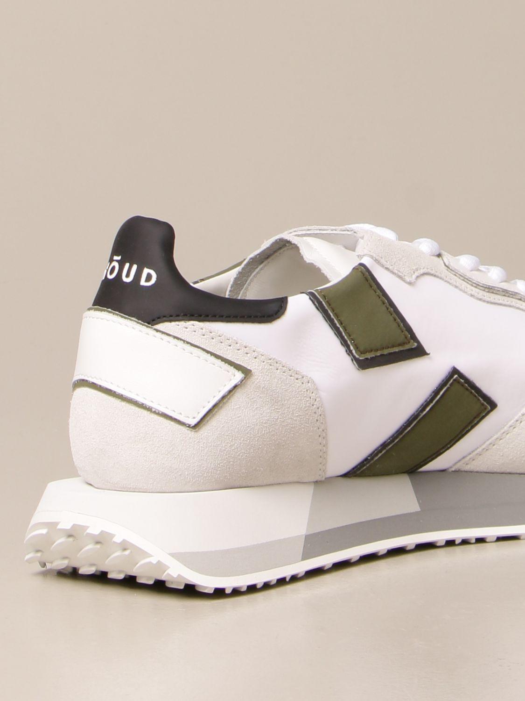 Baskets Ghoud: Chaussures homme Ghoud blanc 3