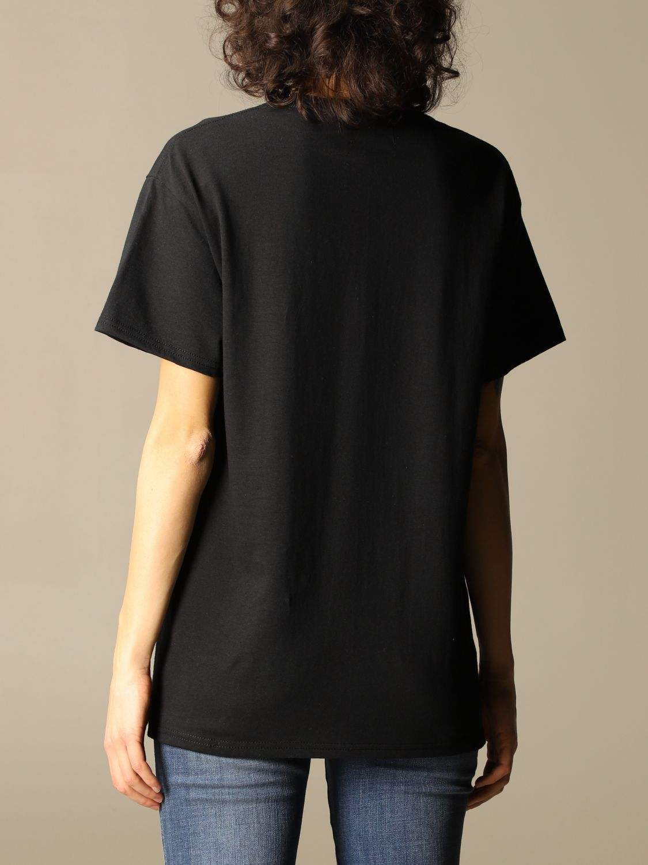 T-shirt Backsideclub: T-shirt men Backsideclub black 2