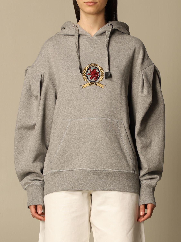 Sweatshirt Hilfiger Collection: Sweatshirt women Hilfiger Collection grey 1
