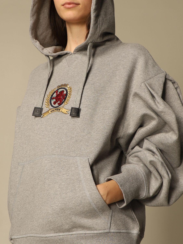 Sweatshirt Hilfiger Collection: Sweatshirt women Hilfiger Collection grey 3