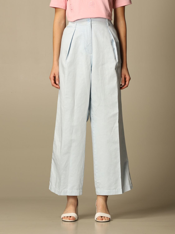 Jeans Hilfiger Collection: Hose damen Hilfiger Collection hellblau 1