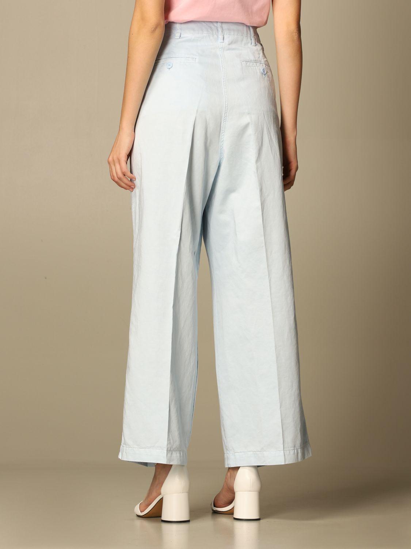 Jeans Hilfiger Collection: Hose damen Hilfiger Collection hellblau 3