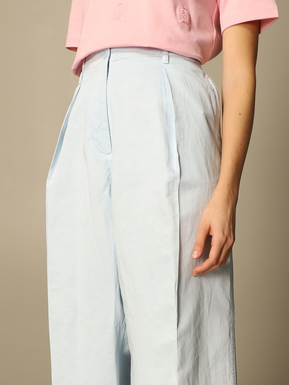 Jeans Hilfiger Collection: Hose damen Hilfiger Collection hellblau 4