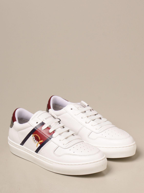 Sneakers Hilfiger Collection: Schuhe damen Hilfiger Collection weiß 2