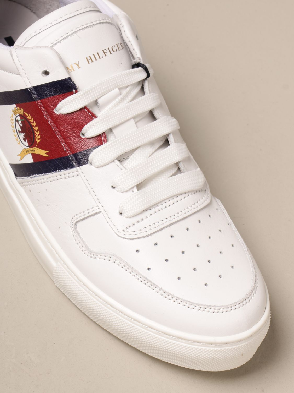 Sneakers Hilfiger Collection: Schuhe damen Hilfiger Collection weiß 4