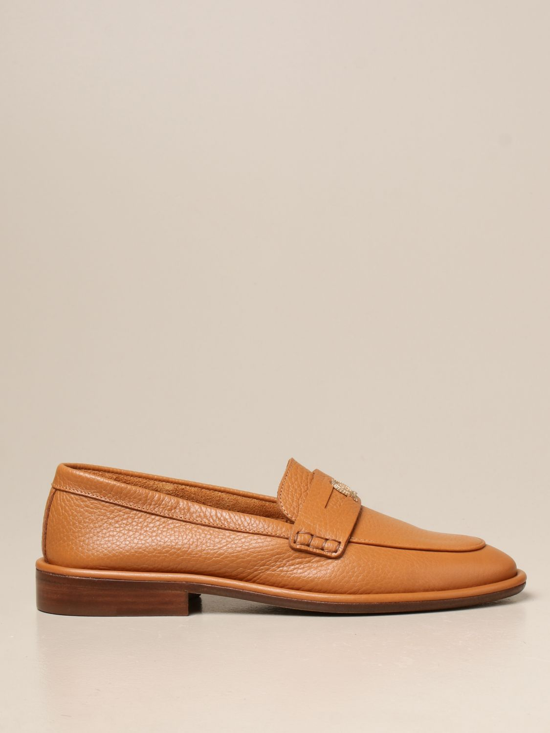 Loafers Hilfiger Collection: Shoes women Hilfiger Collection leather 1