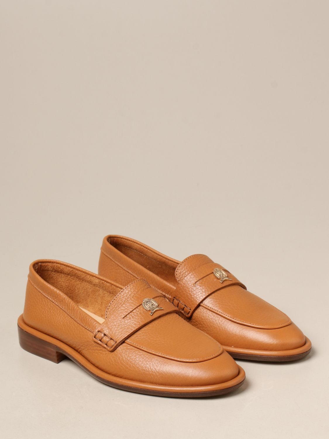 Loafers Hilfiger Collection: Shoes women Hilfiger Collection leather 2