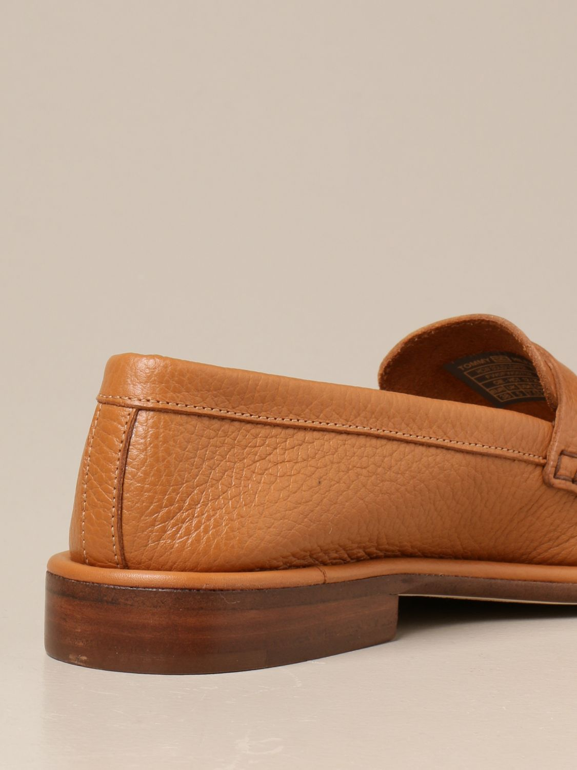 Loafers Hilfiger Collection: Shoes women Hilfiger Collection leather 3