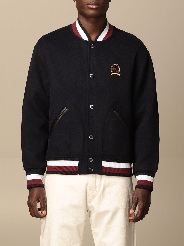 Jacket Hilfiger Collection: Jacket men Hilfiger Collection blue 1