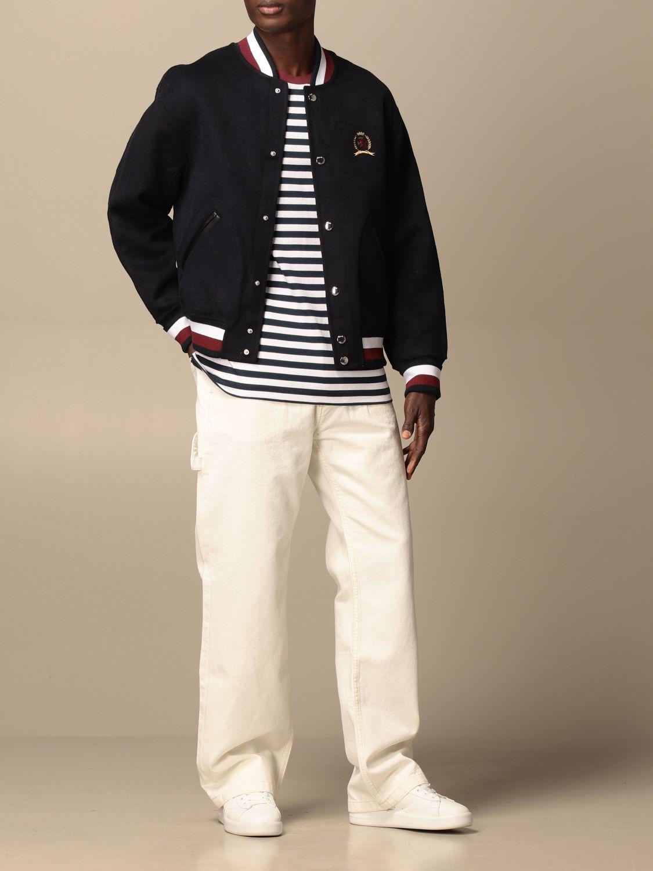 Jacket Hilfiger Collection: Jacket men Hilfiger Collection blue 2