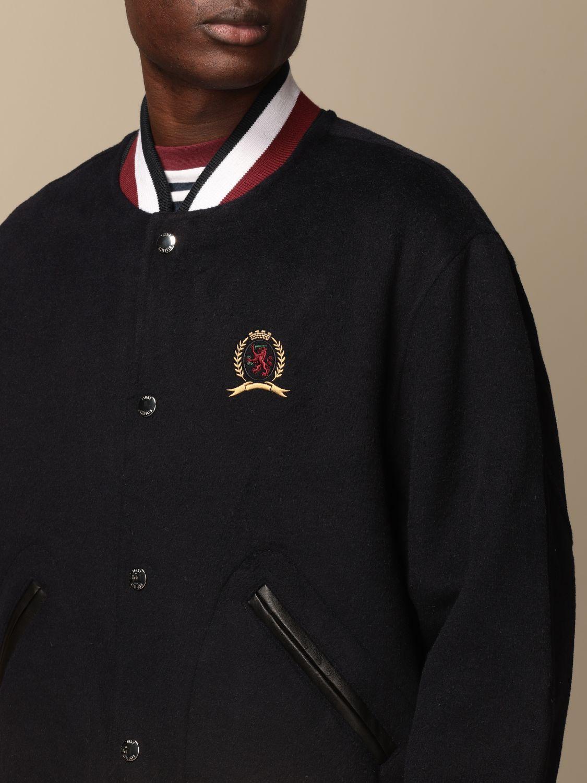 Jacket Hilfiger Collection: Jacket men Hilfiger Collection blue 5