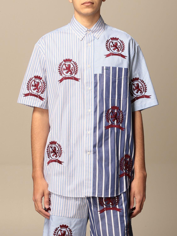 Shirt Hilfiger Collection: Shirt men Hilfiger Collection multicolor 1
